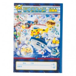 Book Note Pokemon Center Yokohama japan plush