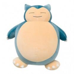 Plush Cushion Snorlax japan plush