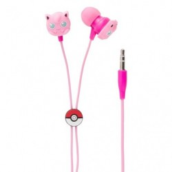 Stereo Earphone Jigglypuff japan plush