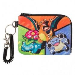 Wallet Pokemon Kanto Region japan plush