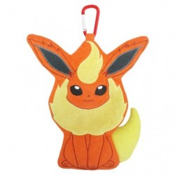 Pocket Holder Flareon japan plush