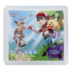 Nintendo Switch Card Pocket Let's Go Pokemon japan plush