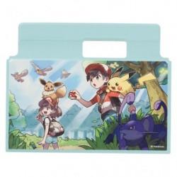 Nintendo Switch Stand Protection Pokemon Let's go japan plush