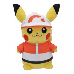 Peluche Pikachu Tenue de Sport japan plush