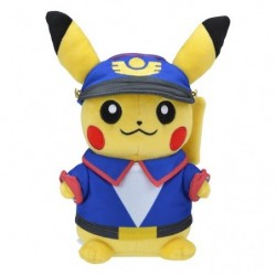 Plush Pikachu Blue japan plush