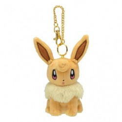 Keychain Plush Eevee Female japan plush