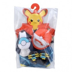 Costume Pikachu s Closet Let's Go Pikachu Sportswear japan plush