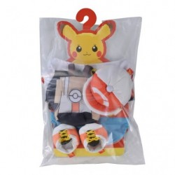 Costume Pikachu s Closet Let's Go Pikachu japan plush