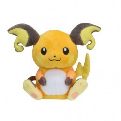 Plush Pokemon fit Raichu
