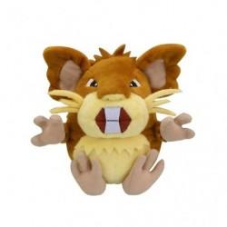 Peluche Pokemon fit Rattatac japan plush