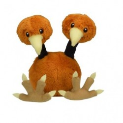 Plush Pokemon fit Doduo japan plush