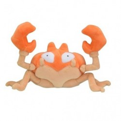 Peluche Pokemon fit Krabby japan plush