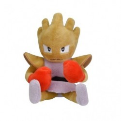 Plush Pokemon fit Hitmonchan japan plush