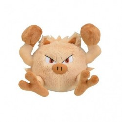 Plush Pokemon fit Mankey