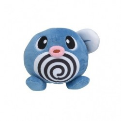 Plush Pokemon fit Poliwag japan plush
