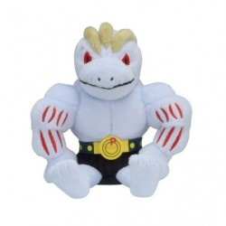 Plush Pokemon fit Machoke japan plush