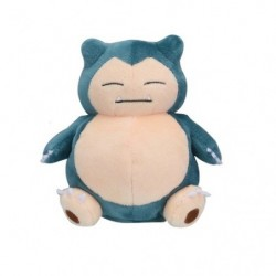 Peluche Pokemon fit Ronflex japan plush