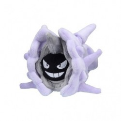 Plush Pokemon fit Cloyster