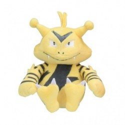 Plush Pokemon Fit Electabuzz japan plush