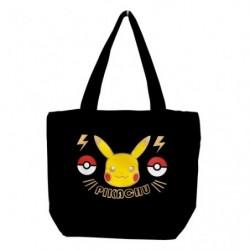 Bag Pikachu Black japan plush
