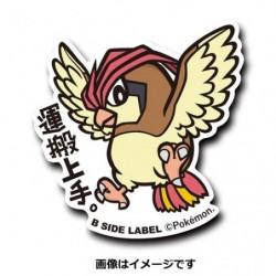 Sticker Pidgeotto