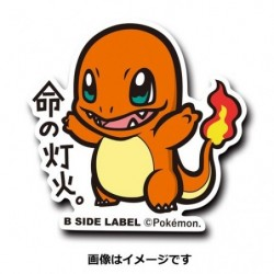 Sticker Charmander japan plush