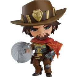 Nendoroid McCree: Classic Skin Edition Overwatch japan plush