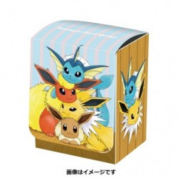 Deck Box Eevee Friends japan plush