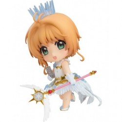 Nendoroid Sakura Kinomoto: CLEAR Ver. Cardcaptor Sakura: Clear Card Arc japan plush