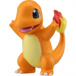 Charmander Figurine Moncolle japan plush