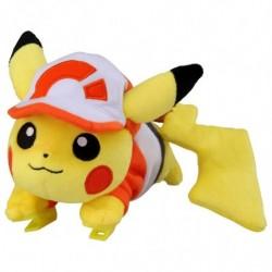 Pikachu Peluche Epaule LetsGo japan plush