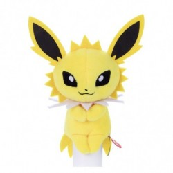Jolteon Sitting Plush japan plush