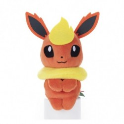 Flareon Sitting Plush japan plush