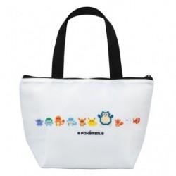 Lunch Bag Pokemon White japan plush