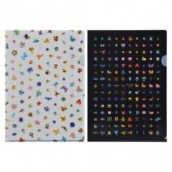 Clear File Pokemon japan plush