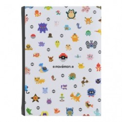 Case Book Memo Pokemon japan plush