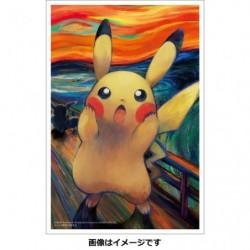 Post Card Pokemon japan plush