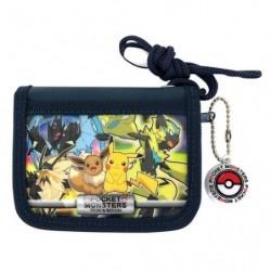 Wallet Pokemon Pikachu 2018 japan plush