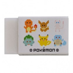 Eraser Pokemon japan plush