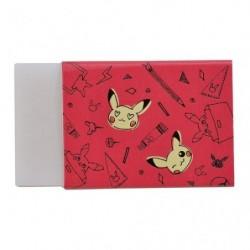 Gomme Pikachu drawing japan plush