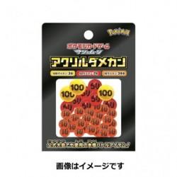 Pokemon TCG Japan サン&ムーン アクリルダメカン japan plush