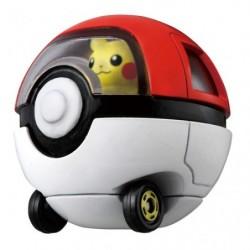 Pikachu Pokeball japan plush