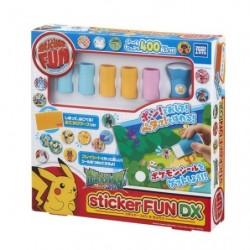 Pokemon Sticker FUN DX japan plush