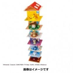Pokemon Sun Moon House Figure japan plush
