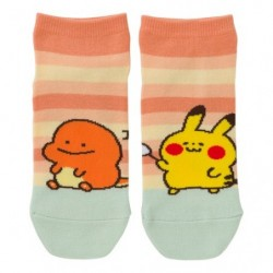 Short Socks Charmander Pikachu Pokémon Yurutto japan plush