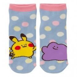Short Socks Ditto Pikachu Pokémon Yurutto japan plush