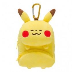 Peluche Sacoche Pikachu pour Sac Pokémon Yurutto japan plush