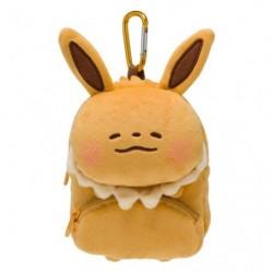 Peluche Sacoche Évoli pour Sac Pokémon Yurutto japan plush