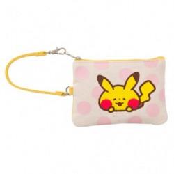 Pass case Pikachu Pokémon Yurutto japan plush