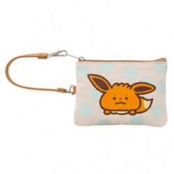 Pass case Eevee Pokémon Yurutto japan plush